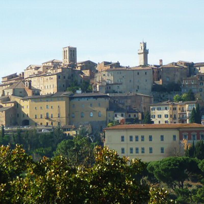 Comune di Montepulciano vicino a Santa Fiora
