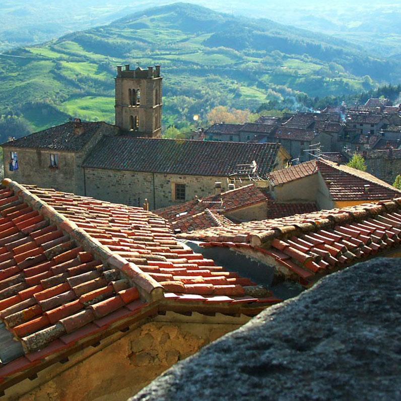 Borgo di Santa Fiora a Grosseto